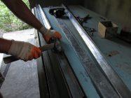 Как выпрямить уголок металлический