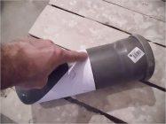 Как отрезать трубу под углом 45 градусов