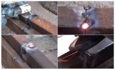 Как варить профильную трубу 2 мм