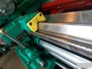 Восстановление направляющих токарного станка полимерами