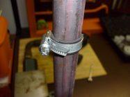 Как заделать свищ в трубе под давлением