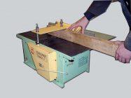 Как сделать прижимное устройство к деревообрабатывающему станку