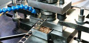 Оборудование для штамповки листового металла