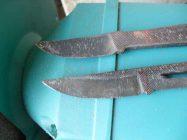 Где взять металл для ножа
