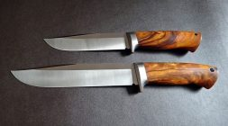 Как сделать нож из пилы по металлу