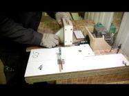 Присадочный станок для мебели своими руками