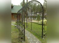 Металлические изделия для сада и огорода
