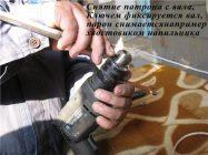 Как заменить патрон на дрели интерскол