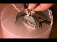 Как снять позолоту с металла