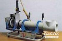 Станок для пайки полипропиленовых труб большого диаметра