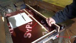 Как сделать распиловочный станок своими руками