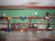 Заужение диаметра трубы отопления последствия